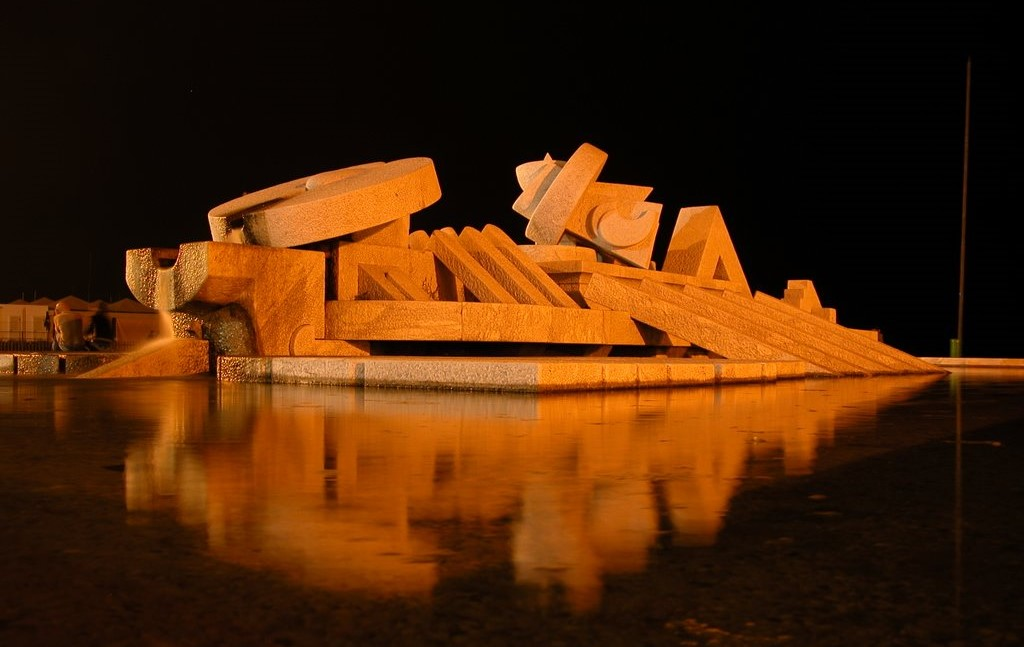 La Nave di Cascella a Pescara