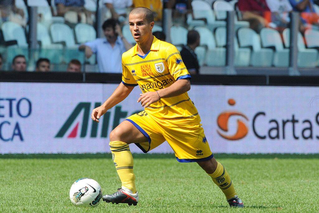 Sebastian Giovinco in Juventus-Parma