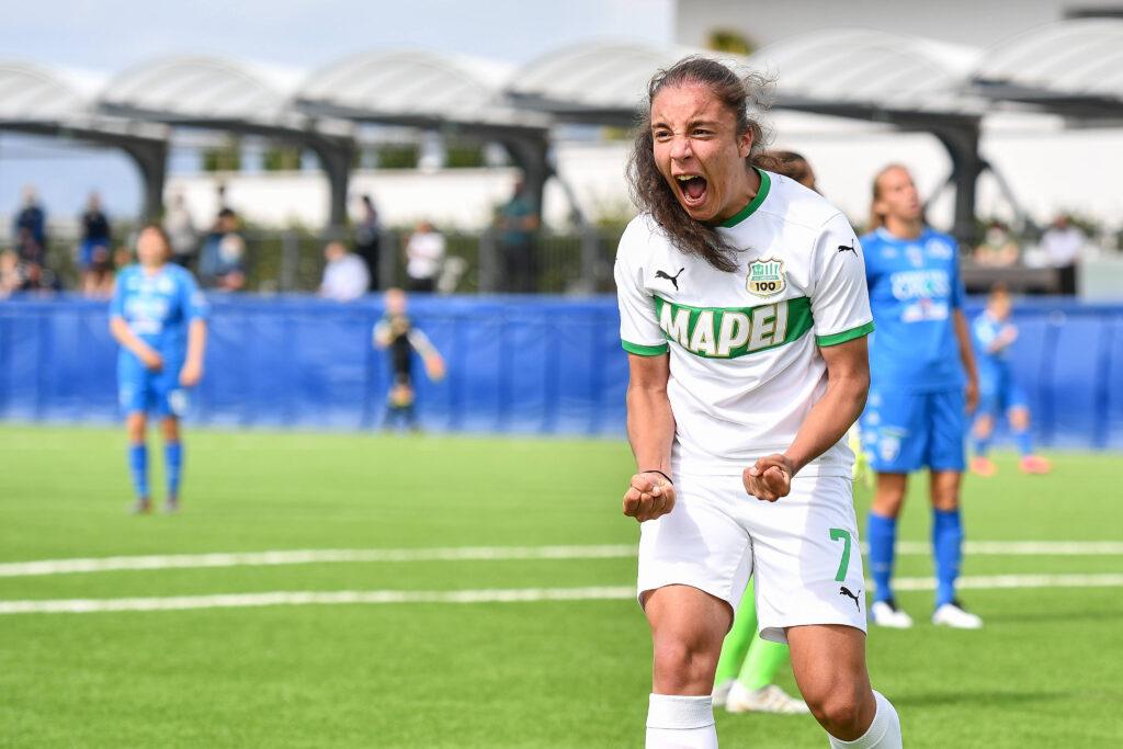 Bugeja alla sua prima annata in Serie A Femminile