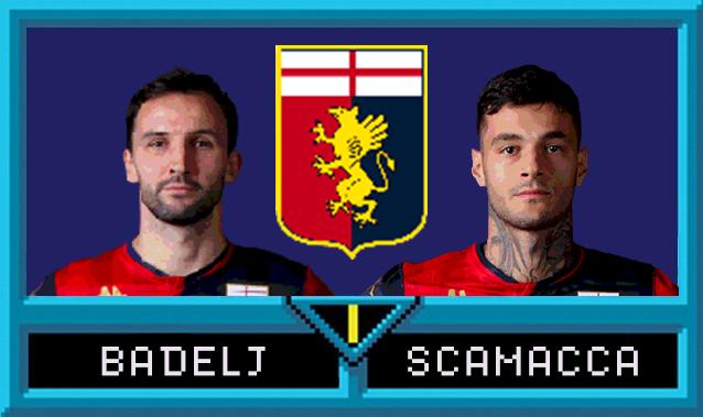 Milan Badelj e Gianluca Scamacca in Serie A Jam
