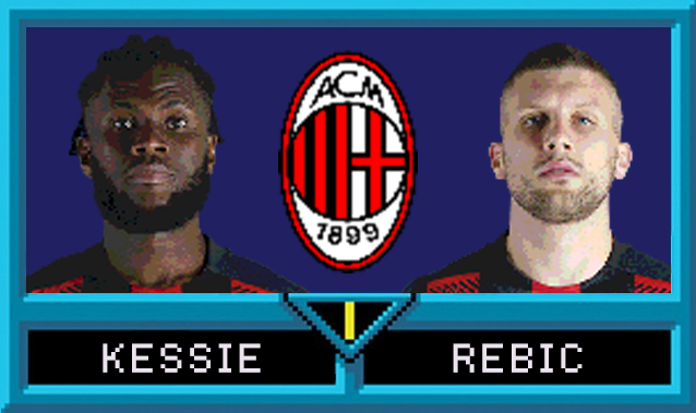 Franck Kessié e Ante Rebić in Serie A Jam