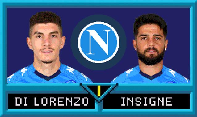 Giovanni Di Lorenzo e Lorenzo Insigne in Serie A Jam