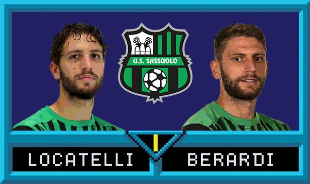 Manuel Locatelli e Domenico Berardi in Serie A Jam
