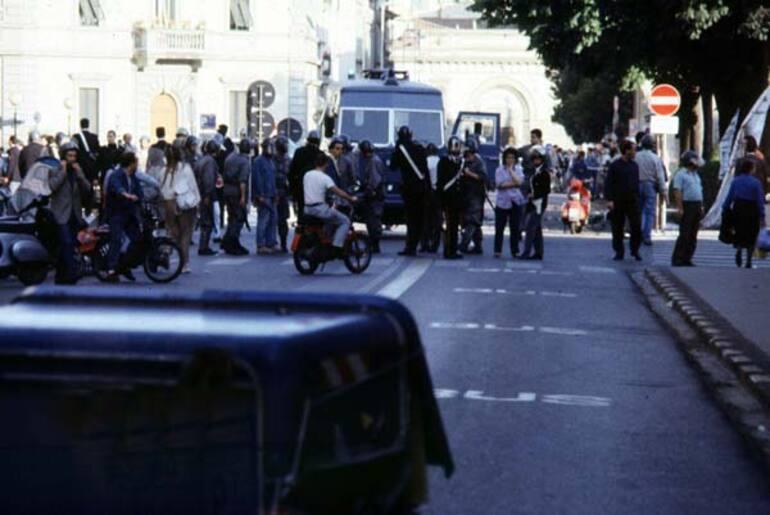 Gli scontri per la cessione di Baggio a Firenze