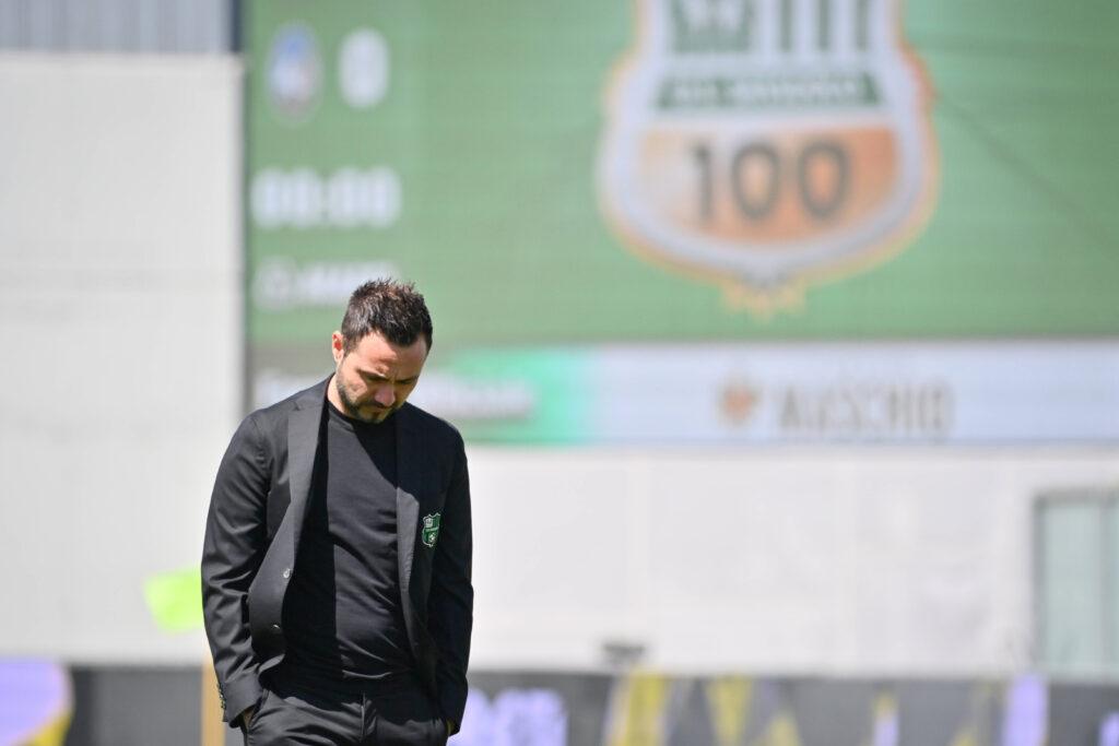 Roberto De Zerbi a Sassuolo