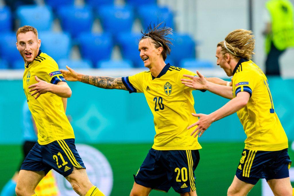 La Svezia a Euro 2020