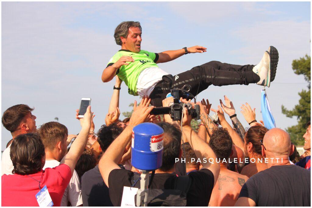 Laterza, allenatore del Taranto