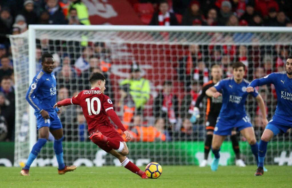 Philippo Coutinho e la maglia numero 10 al Liverpool