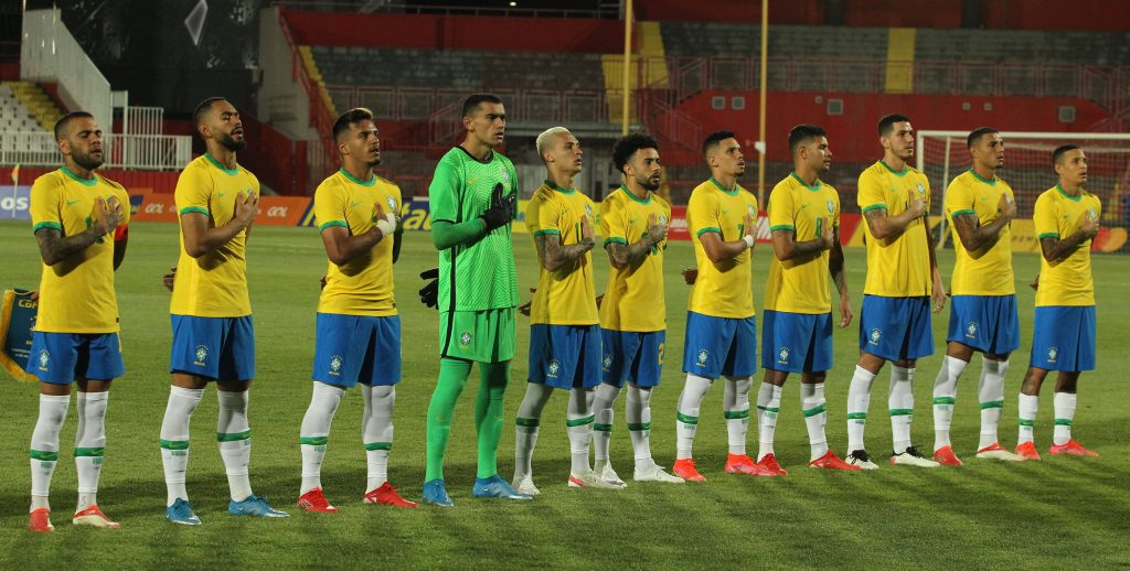 La formazione della nazionale brasiliana a questi Giochi Olimpici