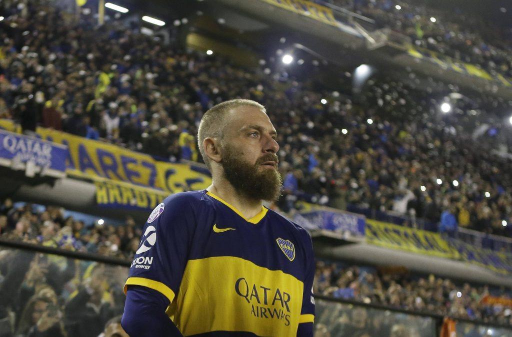 De Rossi Boca Juniors- Foto Javier Garcia Martino Imago OneFootball