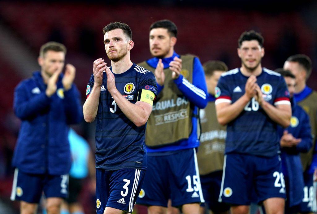 La Scozia saluta i suoi tifosi