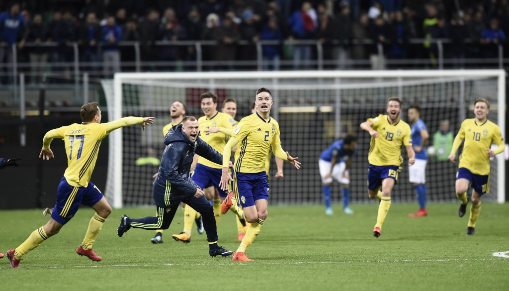 Svezia San Siro - Foto Daniele Buffa Imago OneFootball