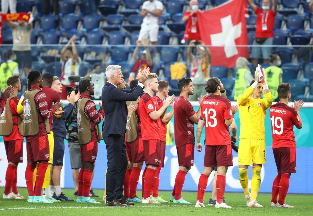 La Svizzera saluta i suoi tifosi a Euro 2020
