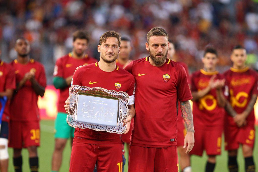 Totti & De Rossi - Foto Imago OneFootball
