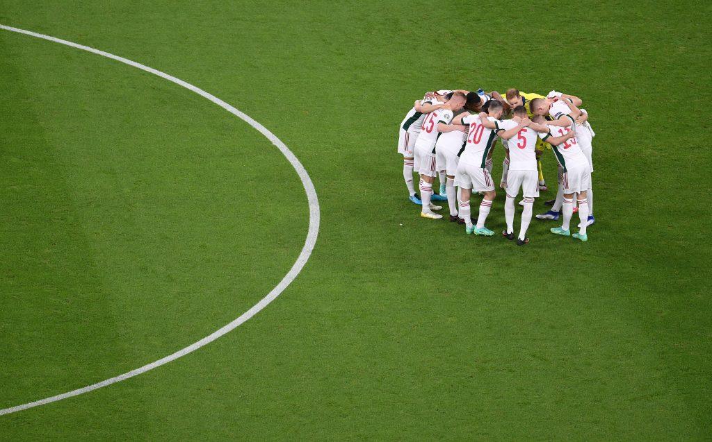 L'Ungheria a Monaco di Baviera nella sfida alla Germania a Euro 2020