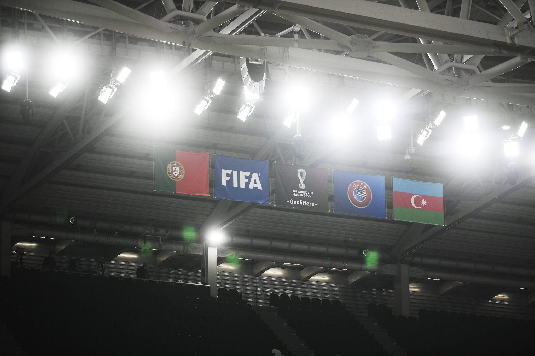 Portogallo-Azerbaigian World Cup 2022 Qualifiers