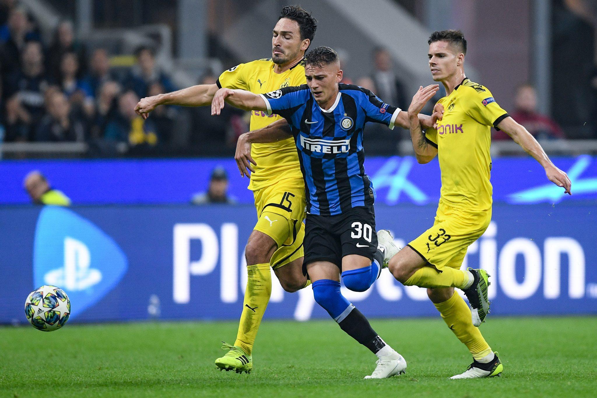 Esposito Inter - Foto Giuseppe Maffia Imago OneFootball