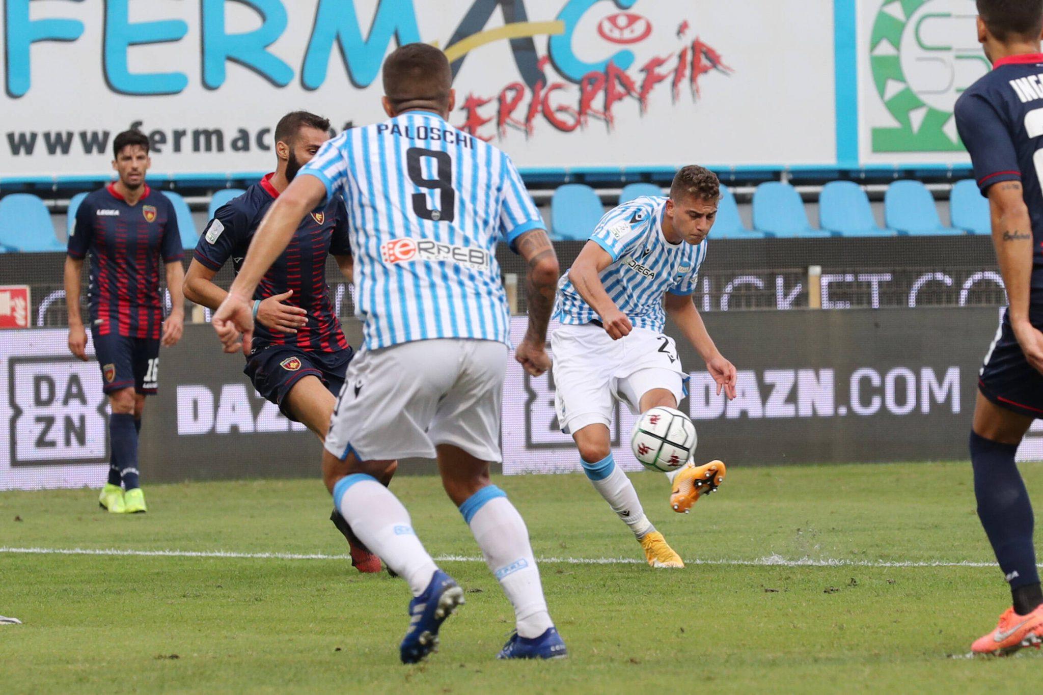 Esposito SPAL - Foto Filippo Rubin LaPresse Imago OneFootball
