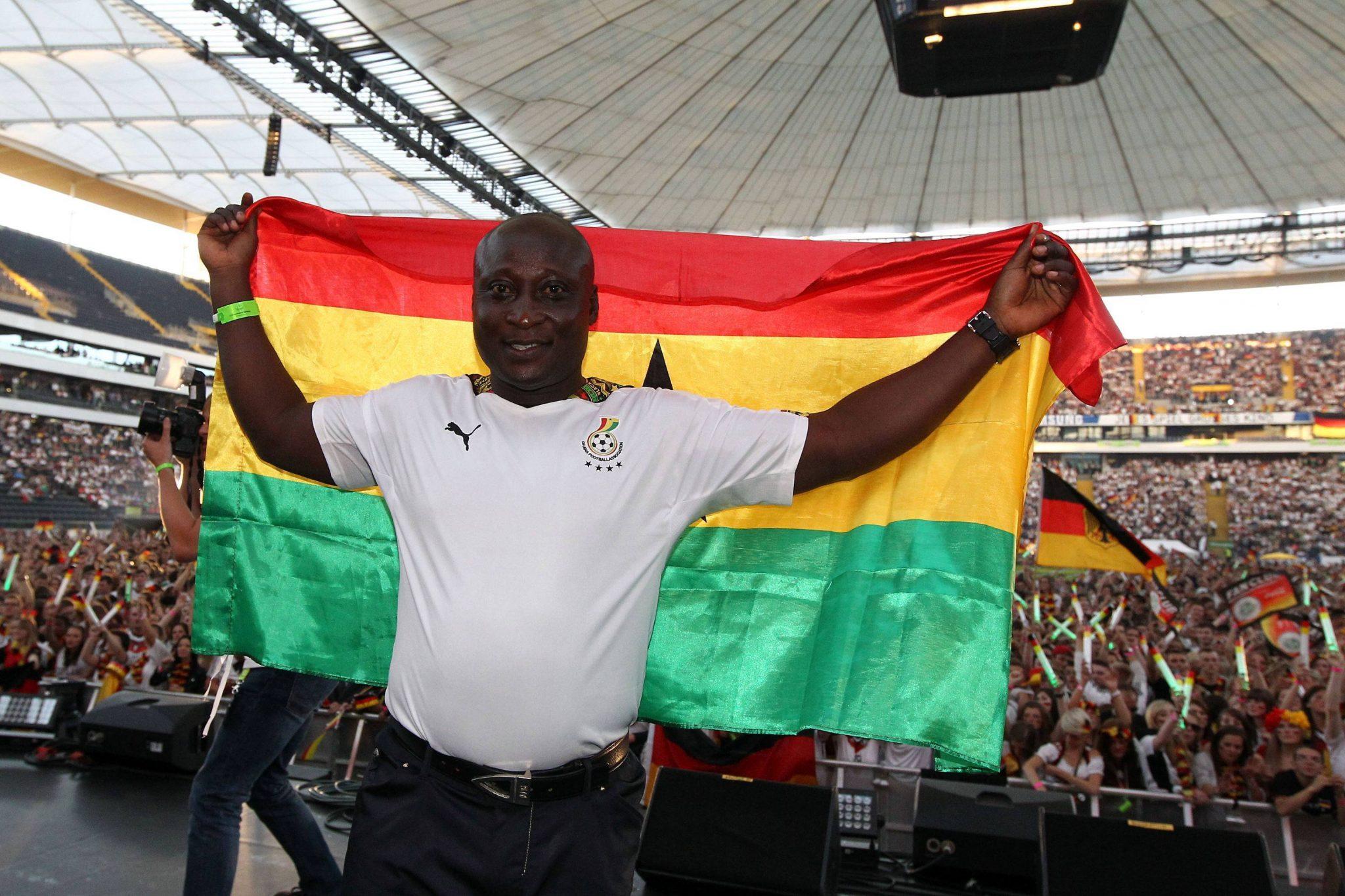 Anthony Yeboah, leggenda del calcio ghanese