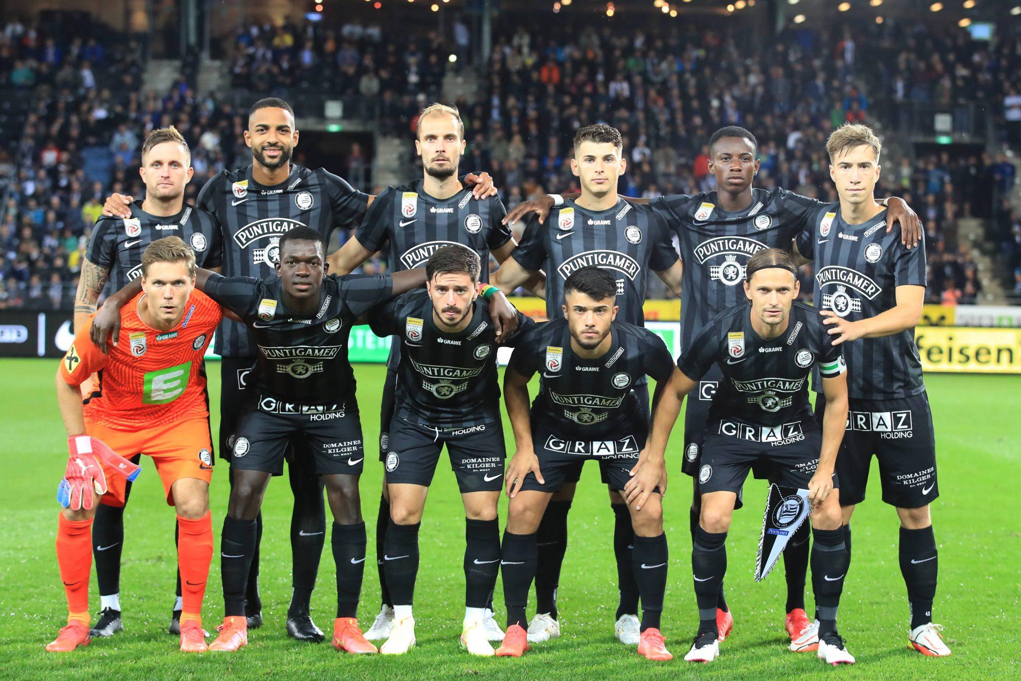 L'undici titolare dello Sturm Graz per i preliminari di Europa League
