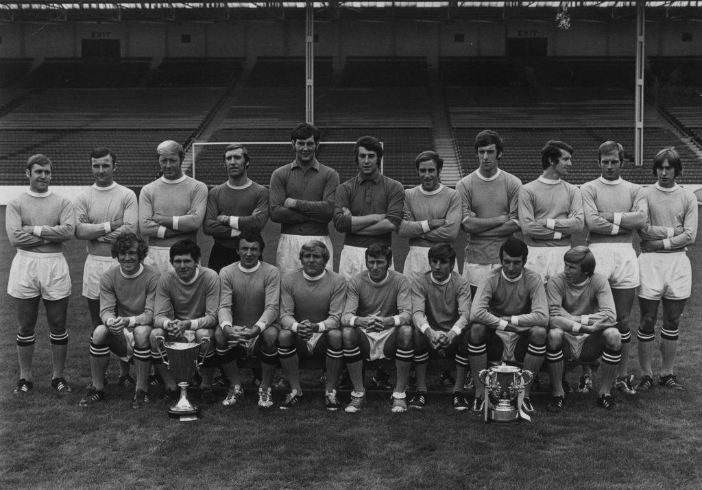 Il Manchester City vincitore della Coppa delle Coppe